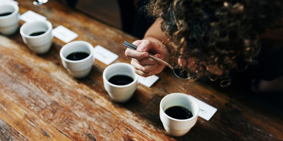 TALLER DE INICIACIÓN A LA CATA DE CAFÉ