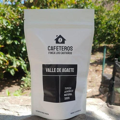 Café Finca Los Castaños Grano 125 gr.