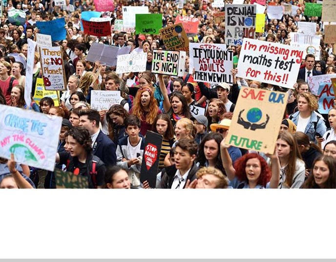 Global Youth in Action on Climate Change