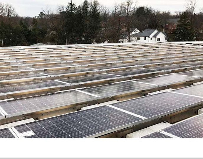 Solar Panels Power New Schools and Learn