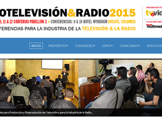 Next Event Tecnotelevision&Radio Bogota, Colombia