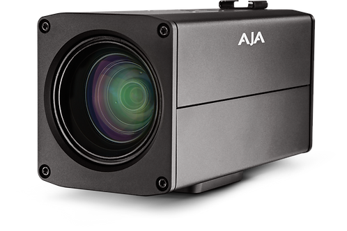 AJA RovoCam Integrated Ultra HD/HD Camera with HD BaseT