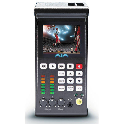 AJA Ki Pro Quad 4K/UltraHD/2K/HD Solid State File Based Recorder