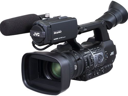 JVC GY-HM660U Mobile News Camera