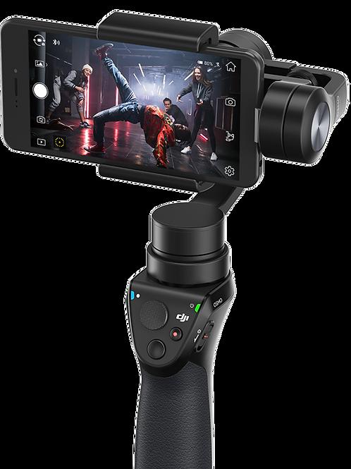 DJI OSMO Mobile Cinematic Smartphone Video