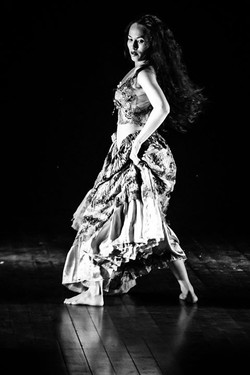 Dramofone Tribal Festival VIII Edição _ Salvador-BA_Espetáculo de Dança Tribal e outras hibridações.