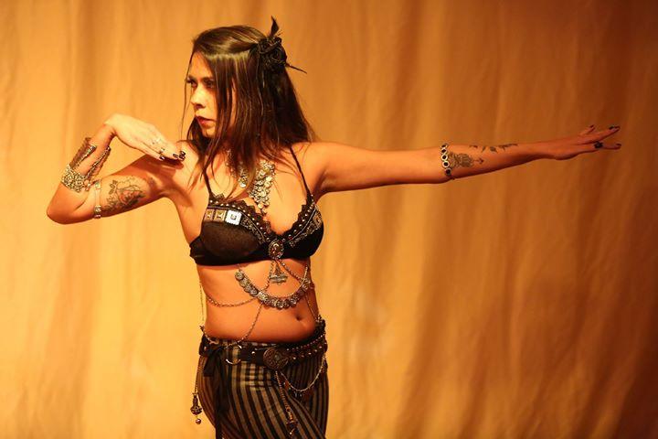 INFUSION_Show de Encerramento do Curso de Formação em Dança Tribal com Joline Andrade em SP _ Turma