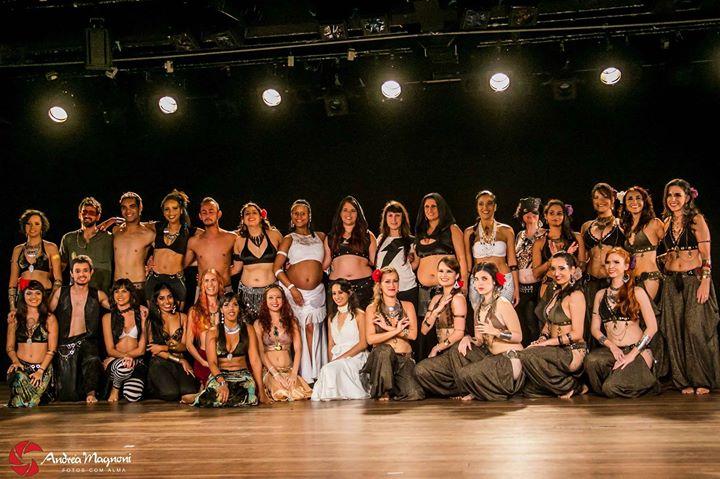 Facebook - ((((( Encerramento do show! ))))) Dramofone Tribal Festival V Edição | Salvador-BA Espetá