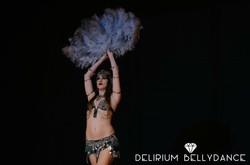 Delirium Bellydance 2017_Cidade do México-MEX__Direção_ Pamela Dakia Le Fay Nevarez