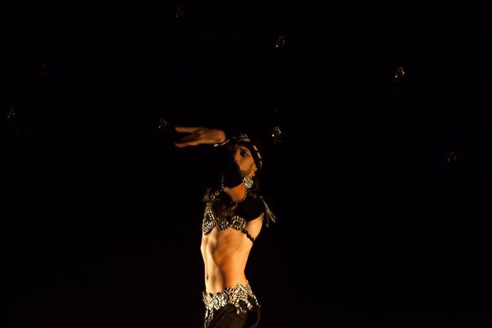 Dramofone Tribal Festival IV Edição _ Salvador-BA_Espetáculo de Dança Tribal e outras hibridações..