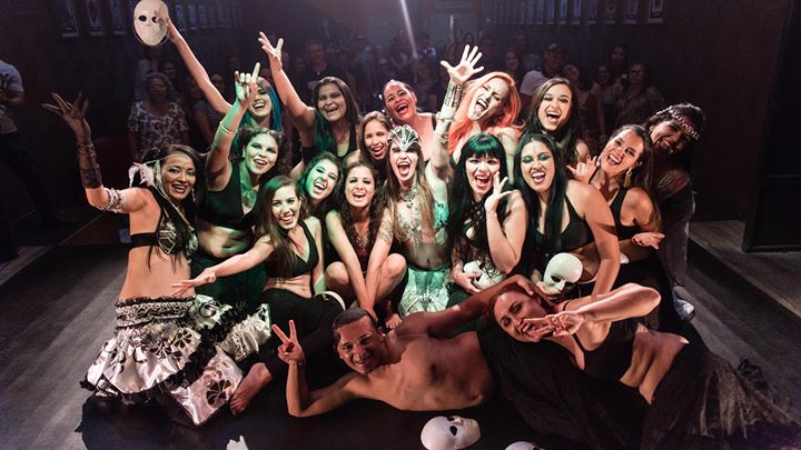 Muito amor em uma só foto!_Curso de Formação em Fortaleza-CE_25 de setembro de 2016_Teatro Chico Any