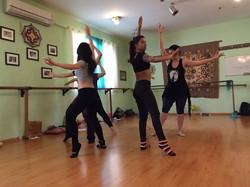 Curso de Formação em Dança Tribal em São Paulo-SP _ VI Edição _31 de julho de 2016_Shangrila House
