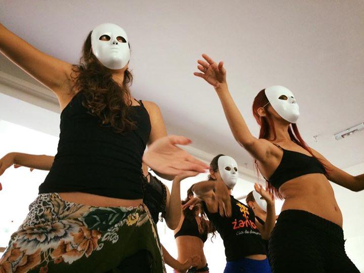 Curso de Formação em Dança Tribal _Salvador-BA • 08 de maio_Escola Contemporânea de Dança