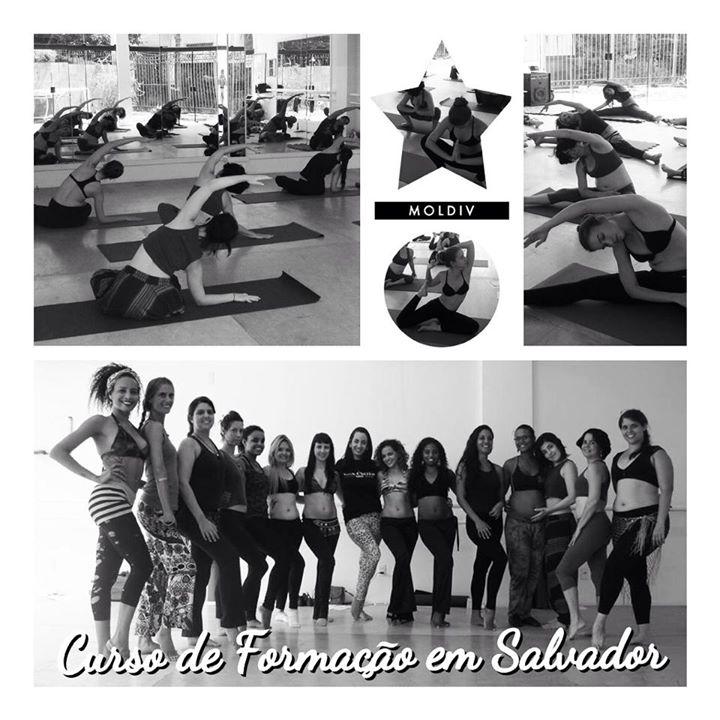 Minhas amadas amoras!!!_Curso de Formação em Dança Tribal em Salvador_2º encontro de 2015
