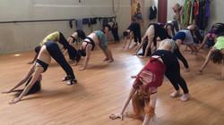 Foi dada a largada do Curso de Formação em Dança Tribal em Fortaleza-CE