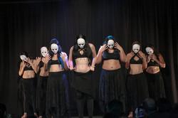 TRIBAL MASQUÉ _ Show de Encerramento do Curso de Formação em Fortaleza-CE_25 de setembro de 2016_Tea
