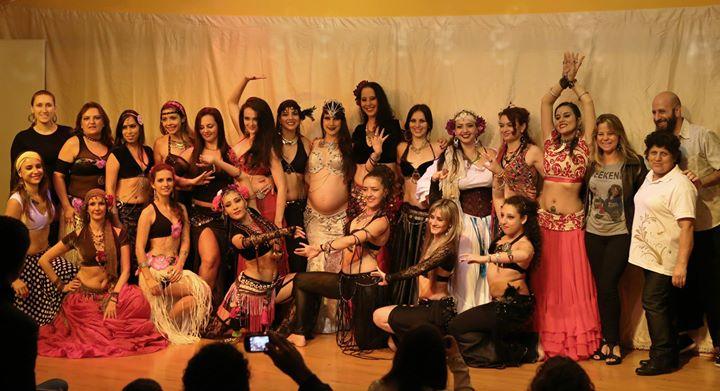 Facebook - Curso de Formação em Dança Tribal com Joline Andrade | São Paulo-SP Festa de Encerramento