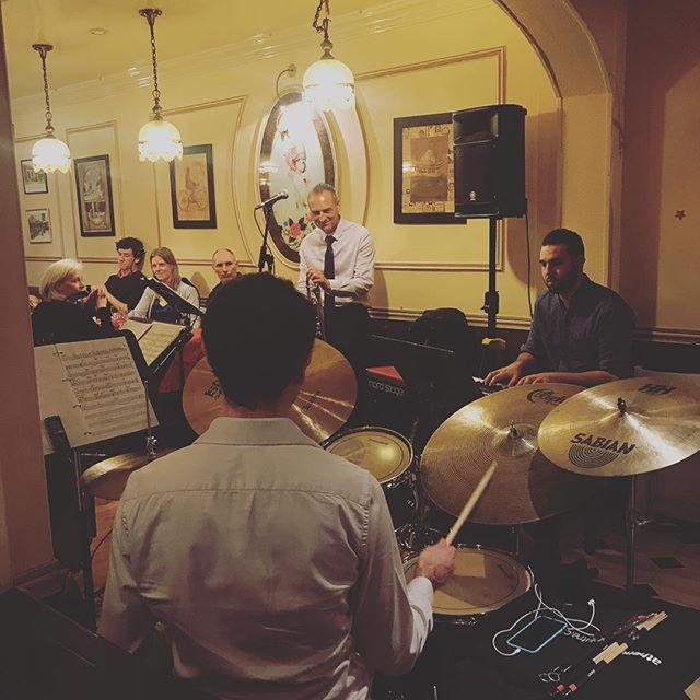 Un Belle #soirée #jazz à #labelleepoque