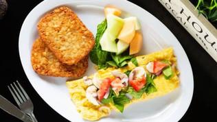 Egg Omelette Delight