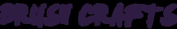 Brush Crafts Logo