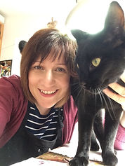 Louise and the Black Cat