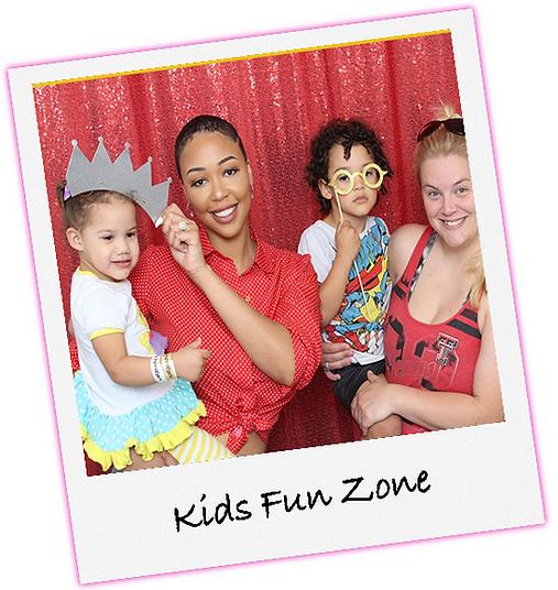 family fun photo booth
