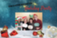 Holiday Fun Photo booth pictures