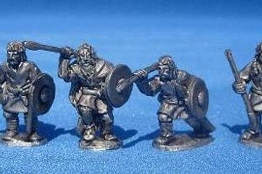 15mm Early Saxon Javelinmen