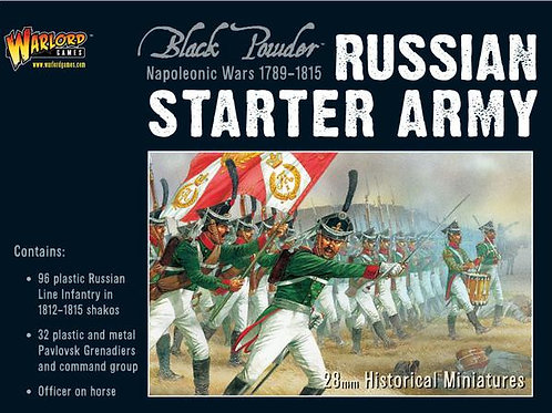 RUSSIAN STARTER ARMY