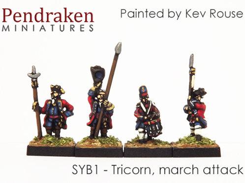 Seven Years War British Army