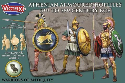 ATHENIAN ARMOURED HOPLITES