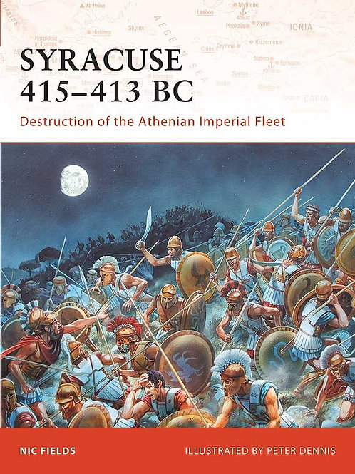 Syracuse 415 -413BC