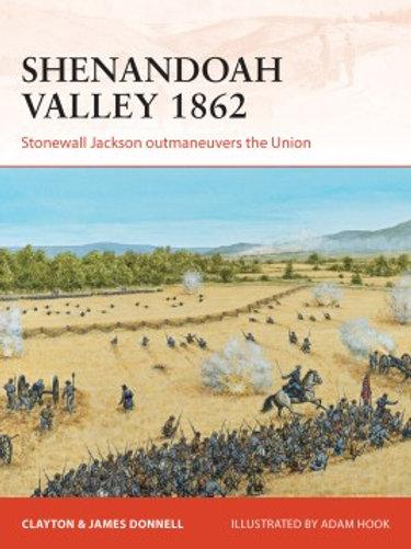 Shenandoah Valley - 1862