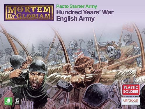 15mm 100 Years War English