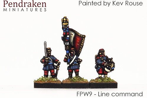 French Imperial Army 1870 (10mm)