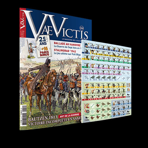Vae Victis #150 25th Anniversary Edition