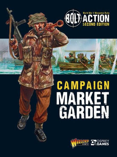 BOLT ACTION - CAMPAIGN: OPERATION MARKET GARDEN