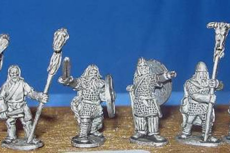 15mm Early Saxon Command