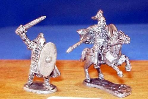 15mm Romano-British Warlord