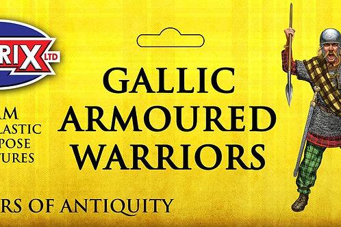 GALLIC ARMOURED WARRIORS