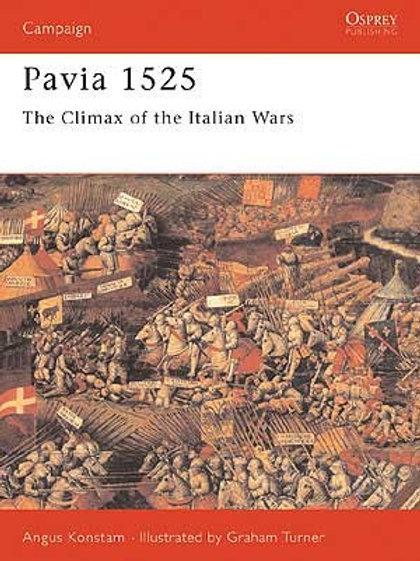 Pavia 1525