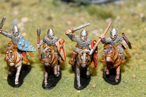 15mm Norman Heavy Cavalry
