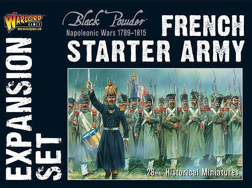 FRENCH STARTER ARMY - EXPANSION SET
