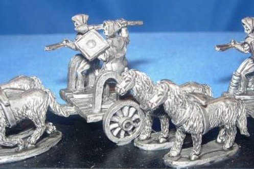 15mm Pict Chariots