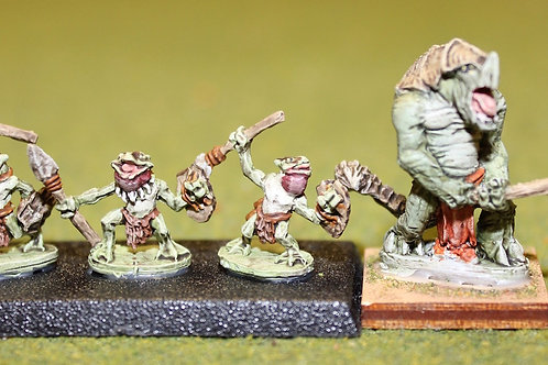 Boglings and Bog Monster