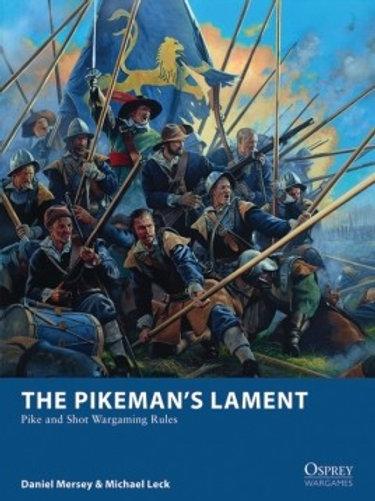 The Pikeman's Lament Wargames Rules