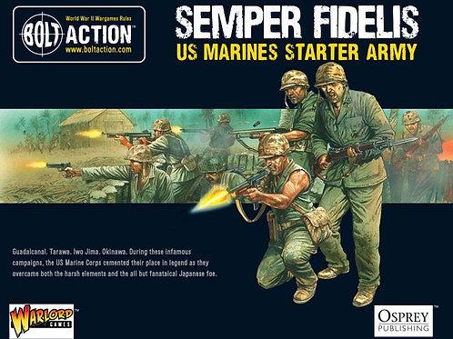 US Marines Starter Army