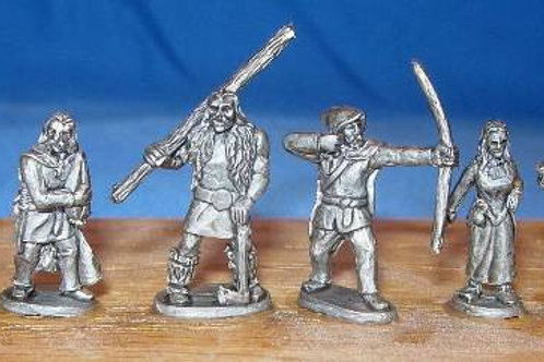 15mm Robin Hood Personalities
