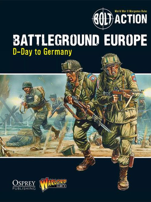 BOLT ACTION - D-DAY TO BERLIN