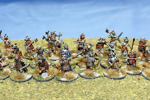 Pig Faced Orc Warband